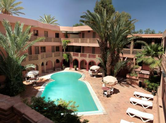 Хотел снимки: Le Tichka Ouarzazate