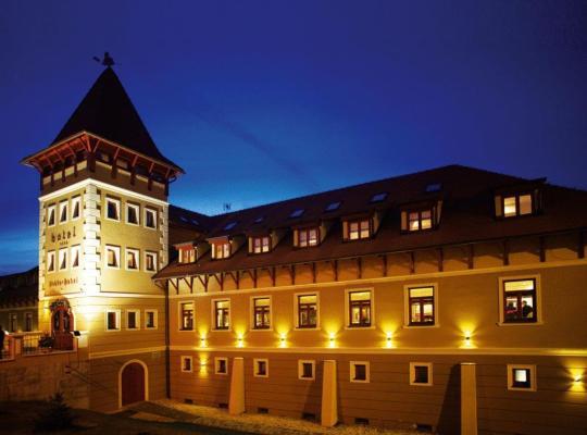 Хотел снимки: Hotel Peklo