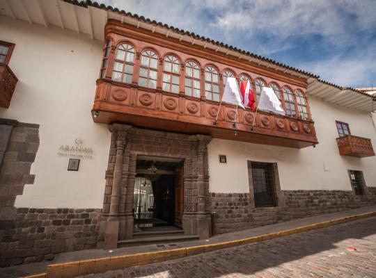 Fotografii: Aranwa Cusco Boutique Hotel