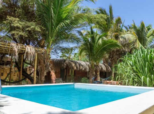 Hotellet fotos: Naif Rustic & Ecologic Lodge