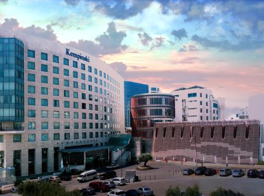 Otel fotoğrafları: Kempinski Hotel Amman