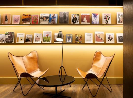 รูปภาพจากโรงแรม: Petit Palace Chueca