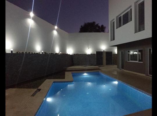 รูปภาพจากโรงแรม: magnifique villa sans vis à vis