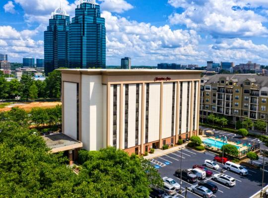 Фотографії готелю: Hampton Inn Atlanta Perimeter Center