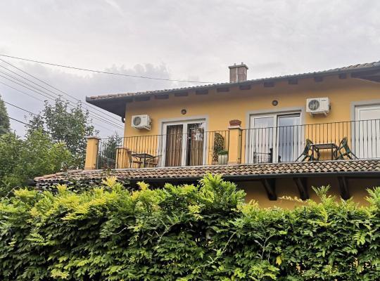 Fotos do Hotel: Villa Toscana