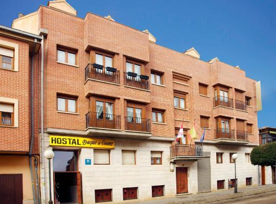 酒店照片: Duque De Osuna