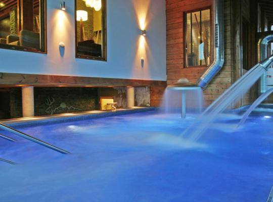 Фотографии гостиницы: Arha Reserva del Saja & Spa