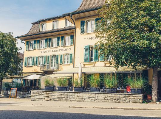 صور الفندق: Hotel Lenzburg