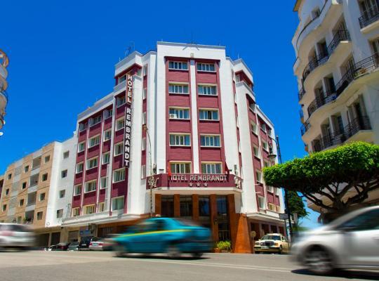 Hotel foto: Hôtel Rembrandt