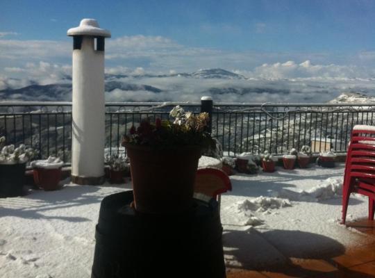 酒店照片: Refugio De La Alpujarra