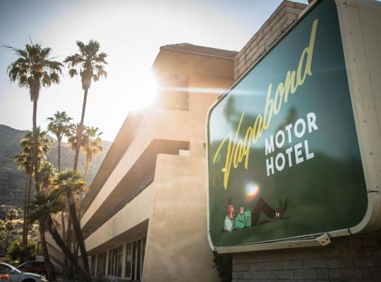 Fotos do Hotel: Vagabond Inn Palm Springs