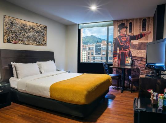 תמונות מלון: Hotel Santa Barbara Real