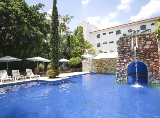 Képek: Hotel Xbalamqué & Spa
