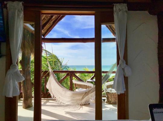 Hotel foto 's: Palapas del Sol