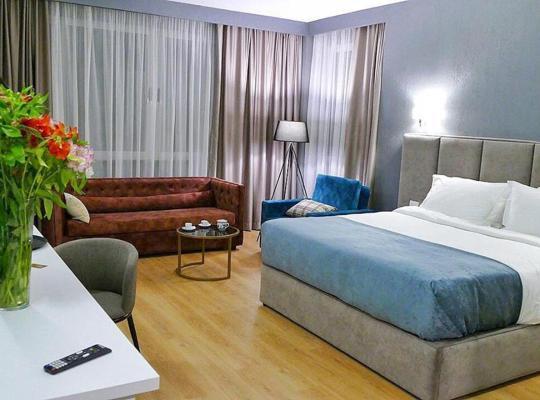 صور الفندق: AS Tirana Hotel & Symposivm Restaurant