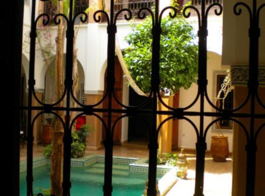 Хотел снимки: Riad El Noujoum