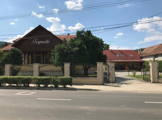 Хотел снимки: Szent István Fogadó