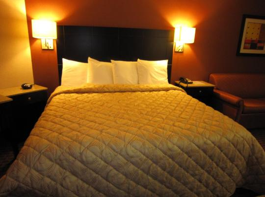 Viesnīcas bildes: Red Carpet Inn and Suites Monmouth Junction