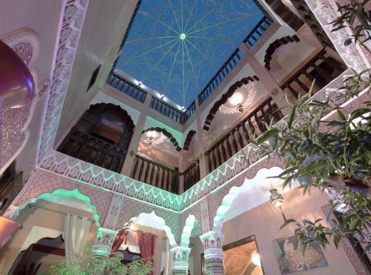 Fotos do Hotel: Riad Mille Et Une Nuits