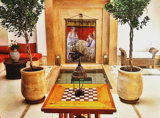 होटल तस्वीरें: Riad Les 5 Soeurs