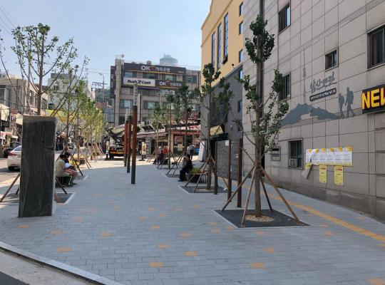 Hotelfotos: New Sun Guesthouse Myeongdong