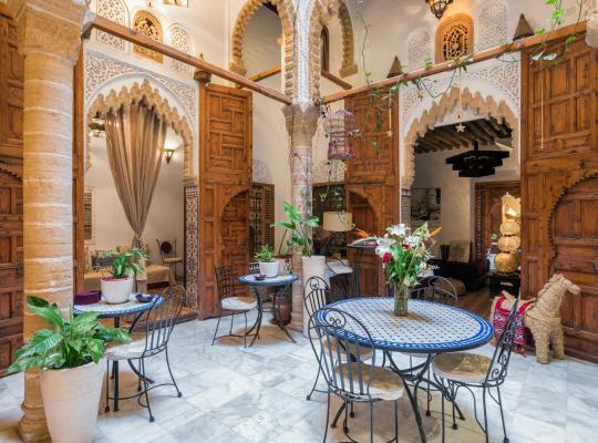 Viesnīcas bildes: Riad Marhaba