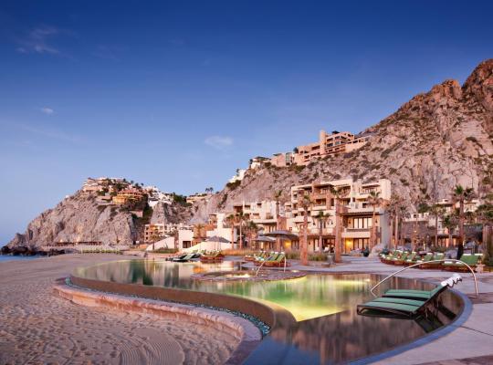 Fotografii: Waldorf Astoria Los Cabos Pedregal