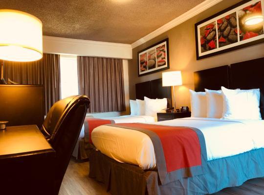 호텔 사진: Americas Best Value Inn - Dodger Stadium / Hollywood