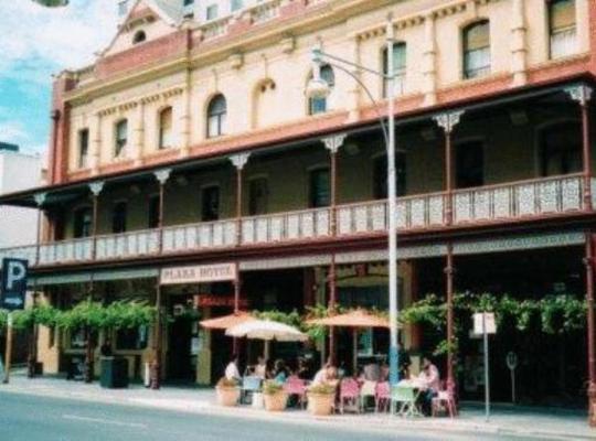 Fotos do Hotel: Plaza Hotel