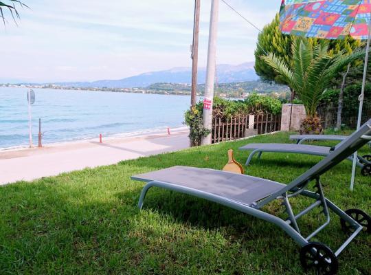 Hotelfotos: patra's sea front apartment