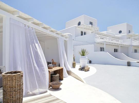 酒店照片: Livin Mykonos Hotel