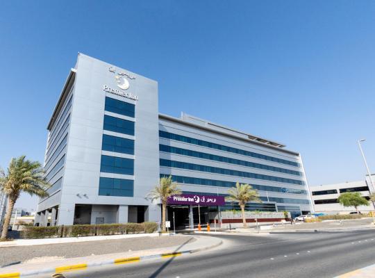 Hotel bilder: Premier Inn Abu Dhabi International Airport