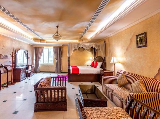 Képek: OYO 124 Oriental Palace Hotel Apts