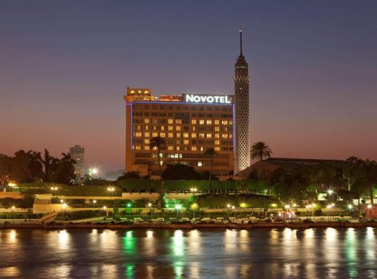 Φωτογραφίες του ξενοδοχείου: Hotel Novotel Cairo El Borg