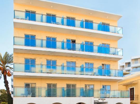 Viesnīcas bildes: Hotel Africa