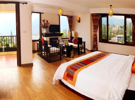 รูปภาพจากโรงแรม: Sapa Elite Hotel