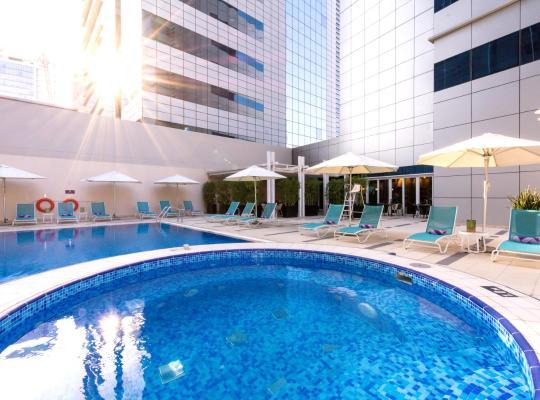 酒店照片: Premier Inn Abu Dhabi Capital Centre