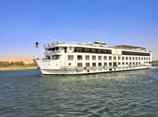 Hotel foto 's: Jaz Crown Jubilee Nile Cruise - Every Thursday from Luxor for 07 & 04 Nights - Every Monday From Aswan for 03 Nights