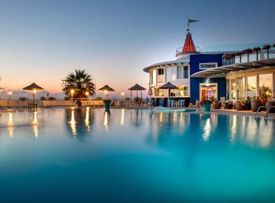 Fotografii: Hotel Villaggio Stromboli