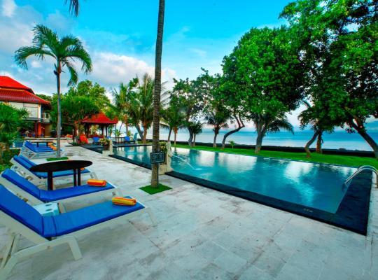 Фотографии гостиницы: Puri Saron Hotel Baruna Beach Lovina