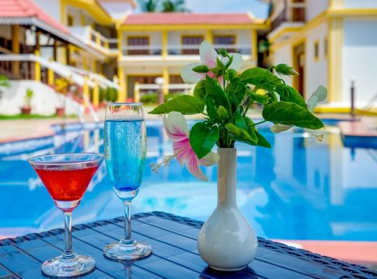 Hotel bilder: The Fern Spazio Leisure Resort, Anjuna Goa