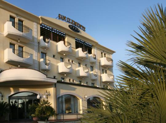 酒店照片: Hotel San Clemente