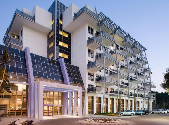 Képek: Kfar Maccabiah Hotel & Suites