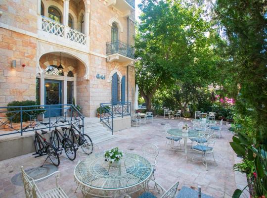 Viesnīcas bildes: Villa Ba'Moshava