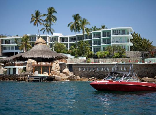 ホテルの写真: Boca Chica
