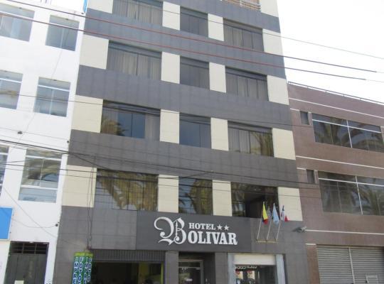 Хотел снимки: Hotel Bolivar