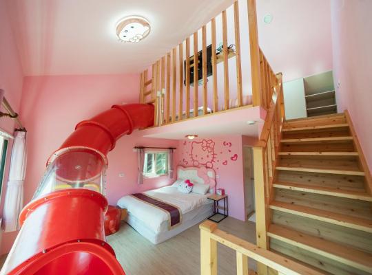 Φωτογραφίες του ξενοδοχείου: Julie's Garden, Cingjing - Fon Chin Homestay