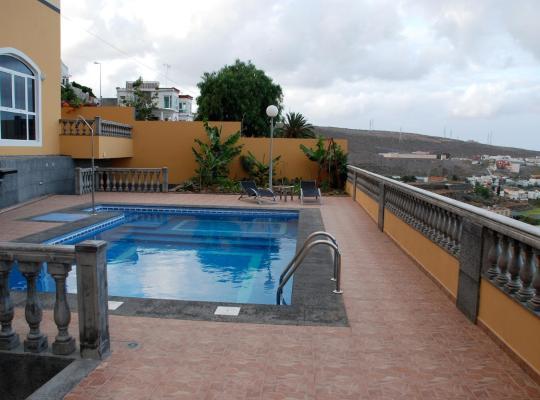 Viesnīcas bildes: Santa Margarita