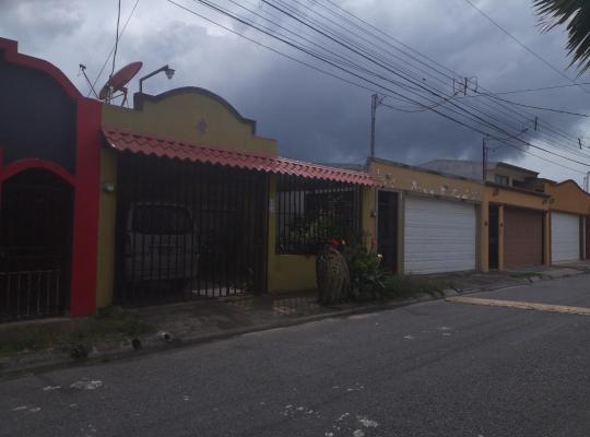 Viesnīcas bildes: Apartamento Rústico en Cartago