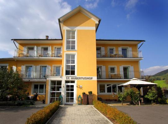 Fotos do Hotel: Hotel St. Hubertushof